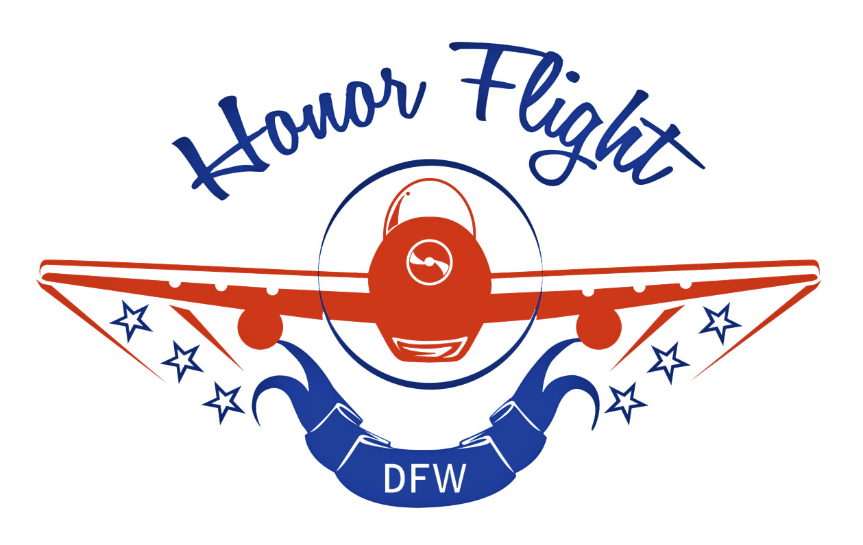 Honor Flight DFW Logo